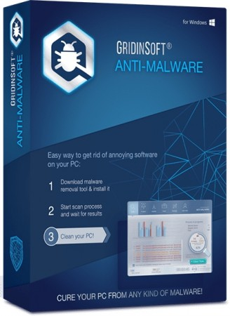 GridinSoft Anti-Malware 4.0.32 Crack Ultimate Version Keygen {2019}