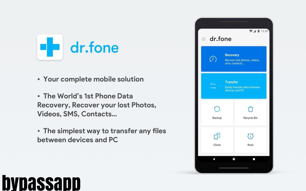 dr.fone - recover (android data recovery) serial