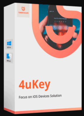 Tenorshare 4uKey 2.1.4.8 Crack License Key + Registration Code till 2050